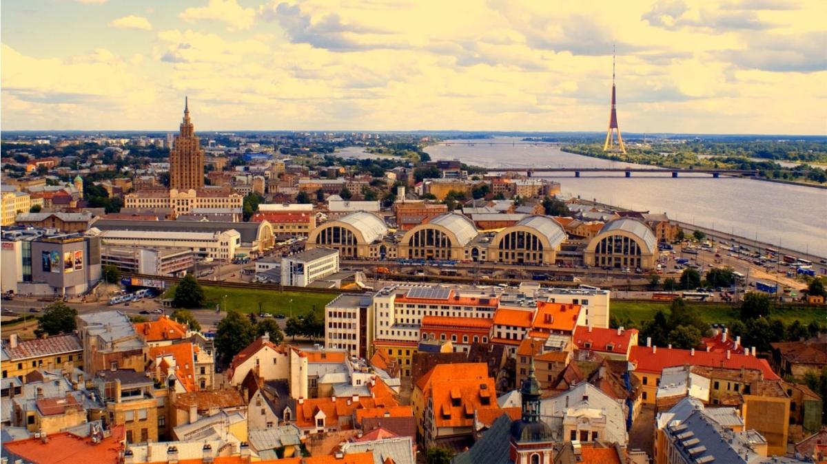 Рига, Латвия, виза, шенген