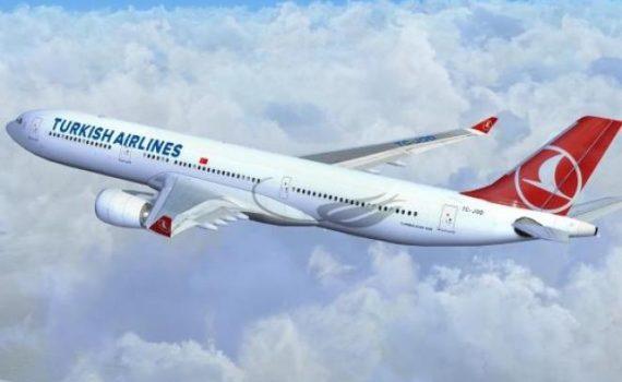 Turkish Airlines увеличивает Херсон и открывает Харьков