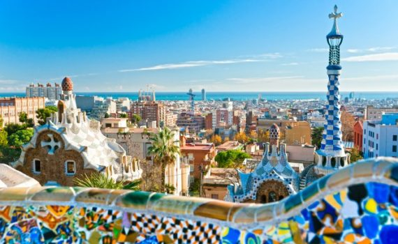 Туры в Испанию из Украины
