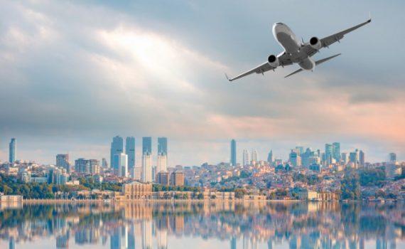 Новый аэропорт Стамбула ISL